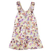 Toddler Girl OshKosh B'gosh® Floral Jumper