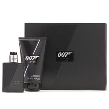 James Bond 007 Seven Intense Men's Cologne Gift Set