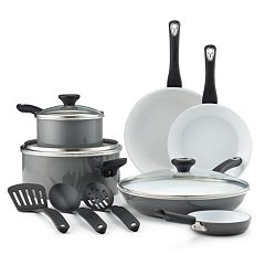 Farberware purECOok Nonstick Ceramic 12 pc Cookware Set