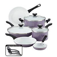 Farberware purECOok Nonstick Ceramic 12 pc Cookware Set