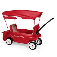 Radio Flyer Ultimate Comfort Wagon