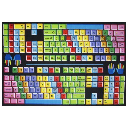 Fun Rugs Fun Time Keyboard Rug