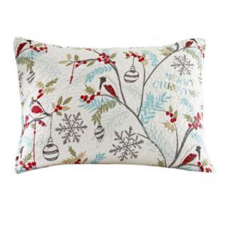 Mistletoe Quilt Or Sham