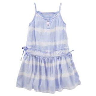 Toddler Girl OshKosh B'gosh® Tie-Dye Drop-Waist Dress
