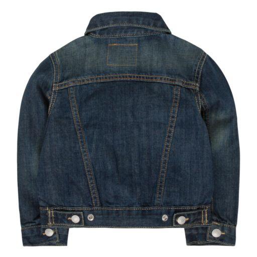 Toddler Boy Levi's Trucker Denim Jacket