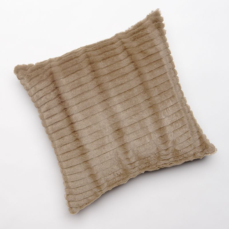 Imported Suede Decorative Pillow Kohl s