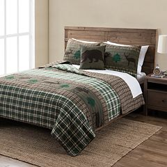Fieldstone Quilt or Sham