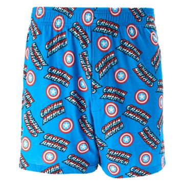 Marvel Captain America Boxers in a Tin