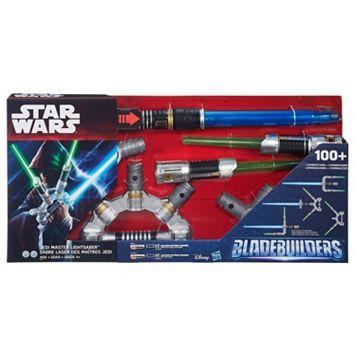 Star Wars: Episode VII The Force Awakens Bladebuilders Jedi Master Lightsaber by Hasbro