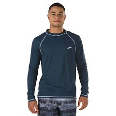 Speedo Easy Rash Guard Swim Tee - Men