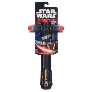 Star Wars: Episode VII The Force Awakens Kylo Ren BladeBuilders Extendable Lightsaber by Hasbro
