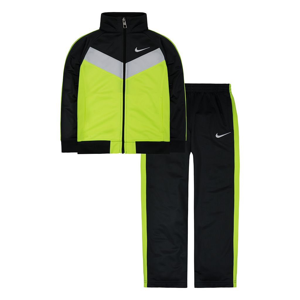 Boys 4-7 Nike Tricot Jacket & Pants Set