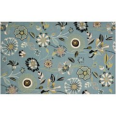 Safavieh Four Seasons Boca Floral Indoor Outdoor Rug