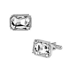 1928 Rectangle Cuff Links