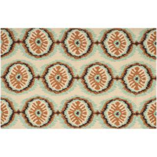 Safavieh Four Seasons Williston Abstract Indoor Outdoor Rug