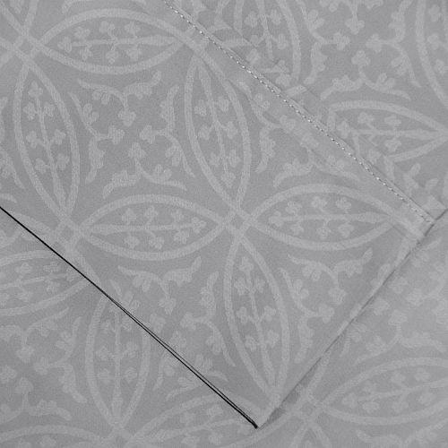 Pointehaven 300-Thread Count Printed Sheet Set
