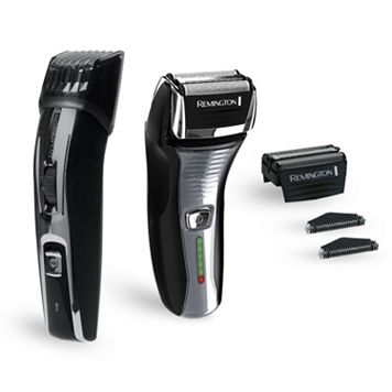Remington Foil + Trimmer Grooming Gift Set