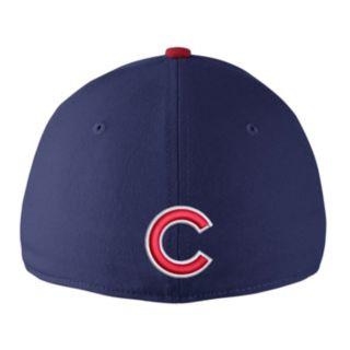 Adult Nike Chicago Cubs Dri-FIT Swoosh Flex-Fit Cap