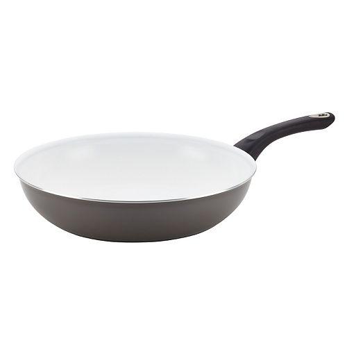 Farberware purECOok 12.5-in. Nonstick Ceramic Deep Skillet
