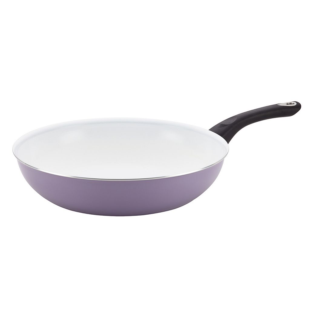 Farberware purECOok 12.5-in. Nonstick Ceramic Deep Skillet