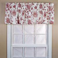 Ellis Curtains Winston Window Valance - 70'' x 12''
