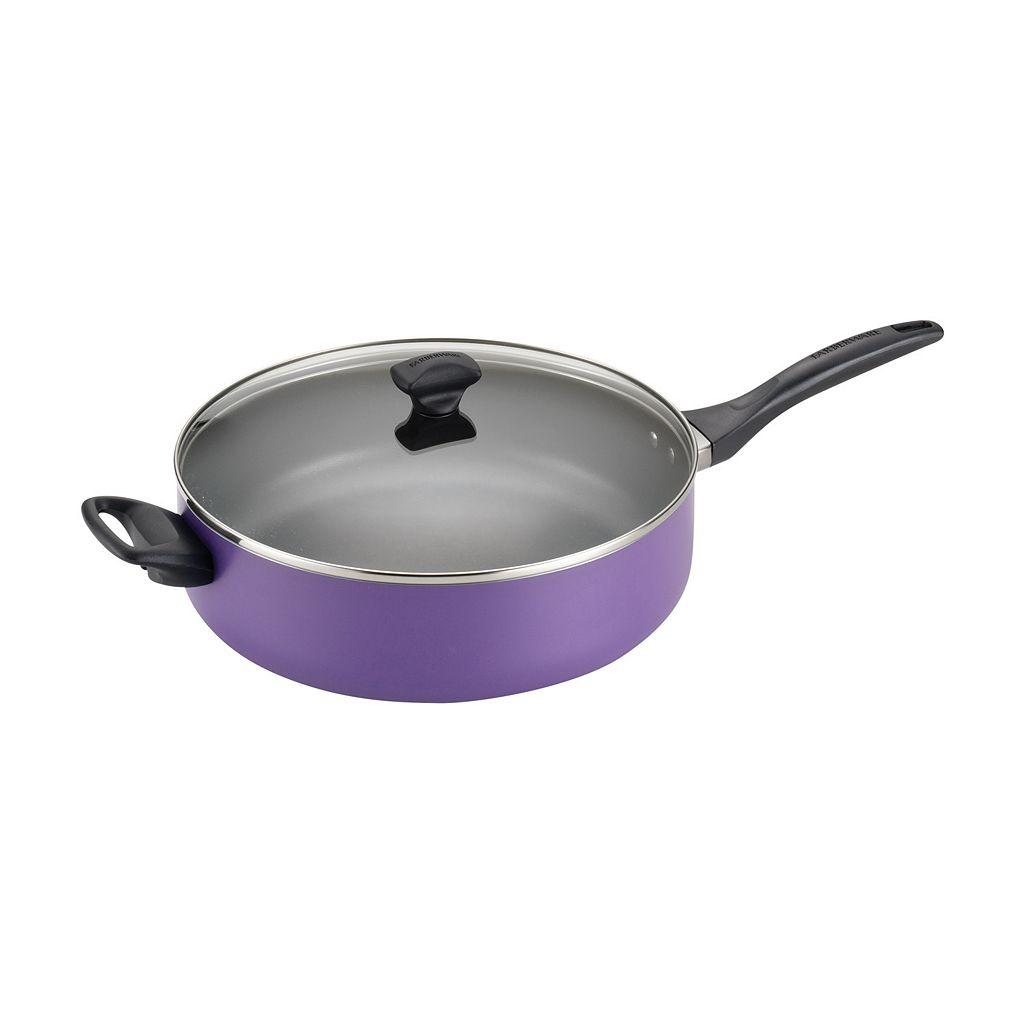 Farberware 6-qt. Nonstick Aluminum Jumbo Cooking Pan