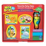 Educational Insights Hot Dots Jr. Favorite Fairy Tales Storybook Set