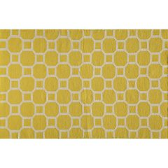 Momeni Dhurry Laguna Honeycomb Lattice Wool Rug