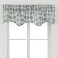 Ellis Curtains Strobe Window Valance - 50'' x 15''