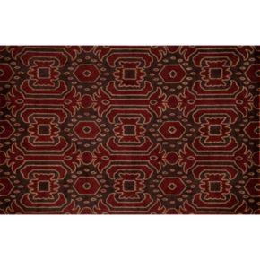Momeni Habitat Geometric Adaption Wool Rug