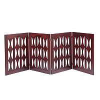 Elegant Home Fashions Emma 4-Panel Pet Gate