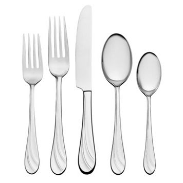 Oneida Fiorella 65-pc. Flatware Set