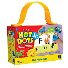 Hot Dots Jr. The Alphabet Card Set by Educational Insights