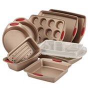 Rachael Ray Cucina 10 pc Nonstick Bakeware Set