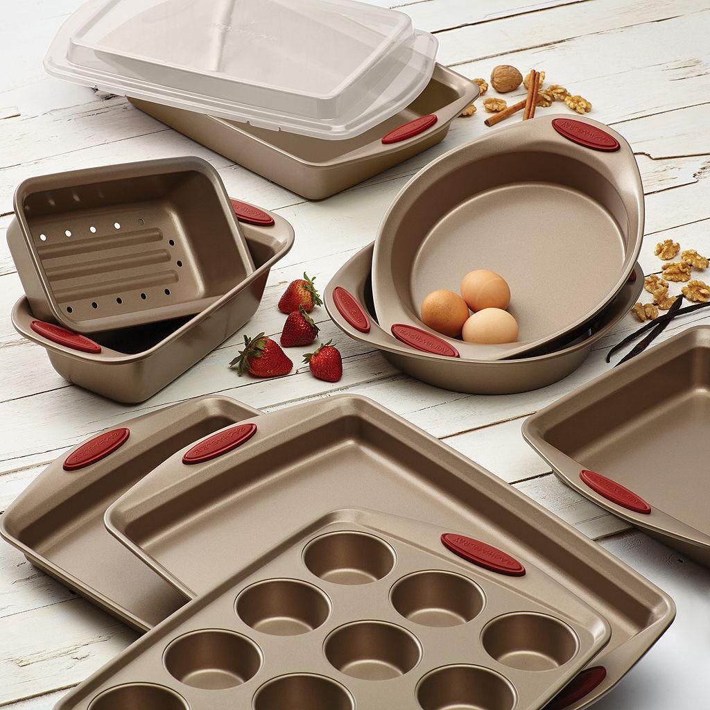 Rachael Ray Cucina 10-pc. Nonstick Bakeware Set