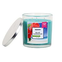 SONOMA Goods for Life™ Blue Hawaiian 14-oz. Jar Candle
