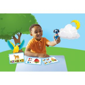 Hot Dots Jr. Colors Card Set by Educational Insights