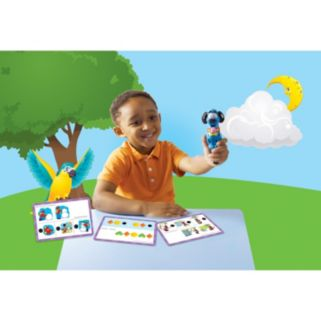 Hot Dots Jr. Patterns & Sequencing Card Set by Educational Insights