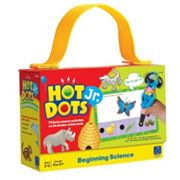 Hot Dots Jr. Beginning Science Card Set by Educational Insights