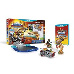 Skylanders: Superchargers Starter Pack for Wii U