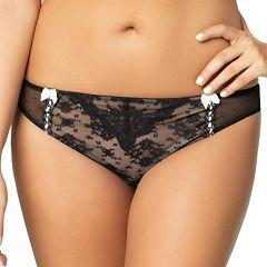 Paramour by Felina Captivate Lace Bikini Panty 635005