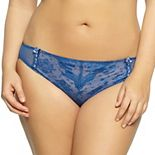 Paramour by Felina Captivate Lace Bikini Panty 635005