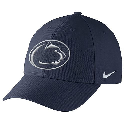 c06bf504 Adult Nike Penn State Nittany Lions Dri-FIT Wool Classic Adjustable Cap