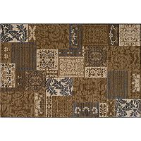 Momeni Paisley Blocks Rug