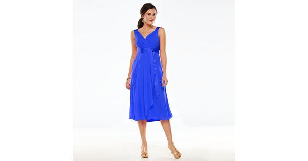 Women S Chaps Surplice Empire Evening Dress