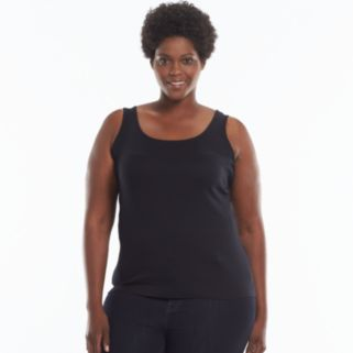 Plus Size SONOMA Goods for Life™ Layering Tank