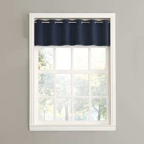Top of the Window Donahue Straight Window Valance - 56'' x 14''