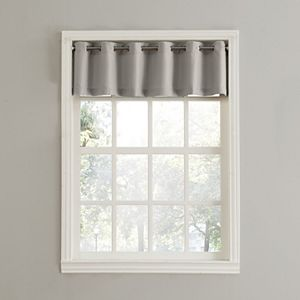 Top of the Window Donahue Straight Window Valance
