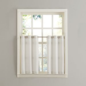Top of the Window Donahue 2-pk. Tier Curtains