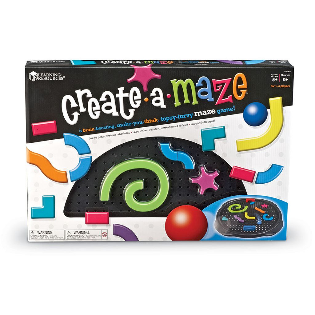 Learning Resources Create-a-Maze